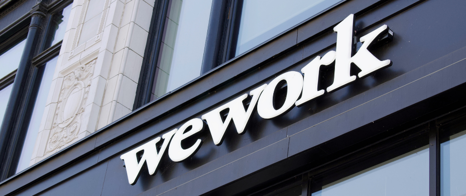 Is WeWork Just A Landlord With Nice Furniture?