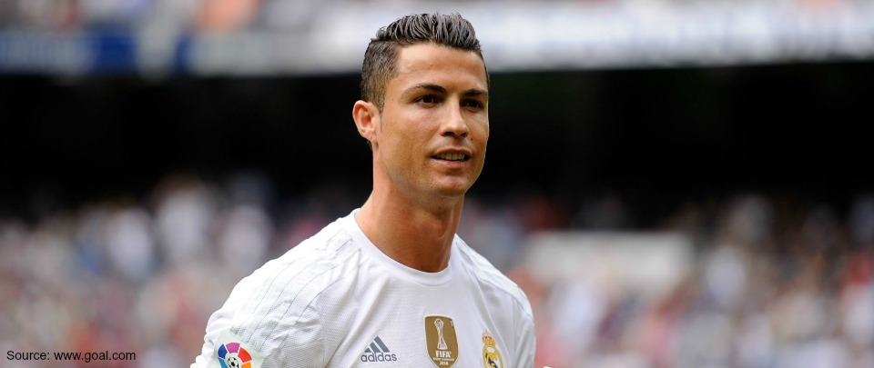 Take Your Shirt Off, Ronaldo