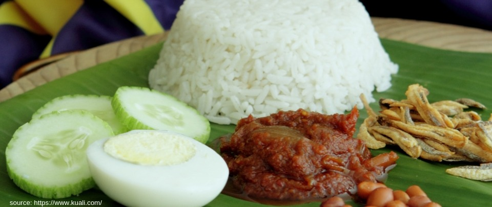 How Much Would You Pay for Nasi Lemak?