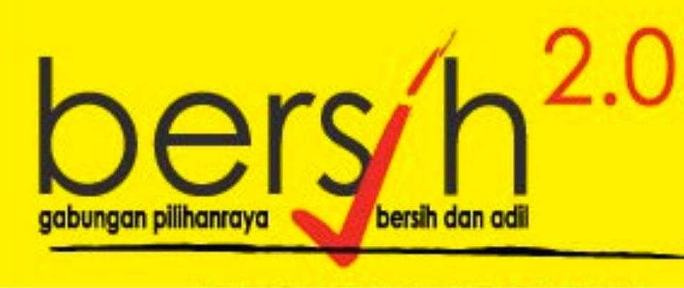 Bersih To MPs - Stop The Hop