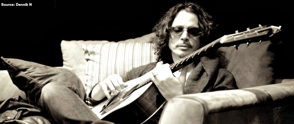 Wave Goodbye, Chris Cornell