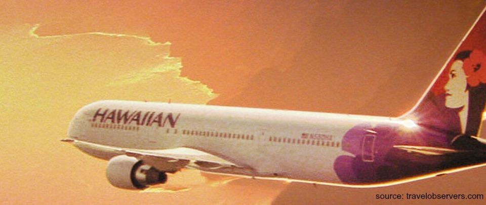 Hawaiian Airlines Throw its Weight Around