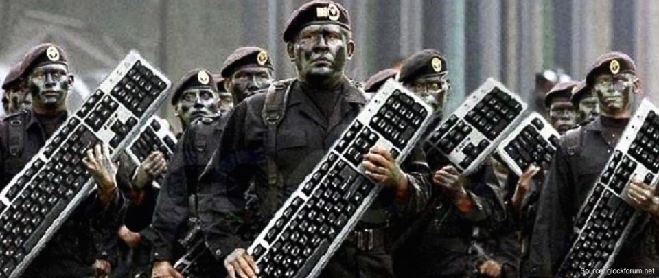 The Psychology Behind the Keyboard Warrior