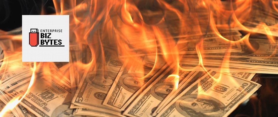 Uber, The Magical Money-Burning Machine.