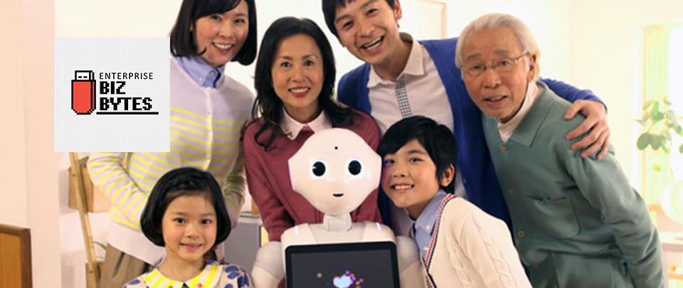 Pa, Ma, Kids & Robo; The Family of The Future