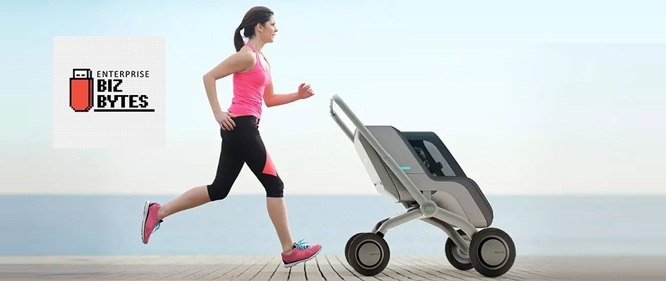 Baby Strollers Are The Latest Electric Vehicle