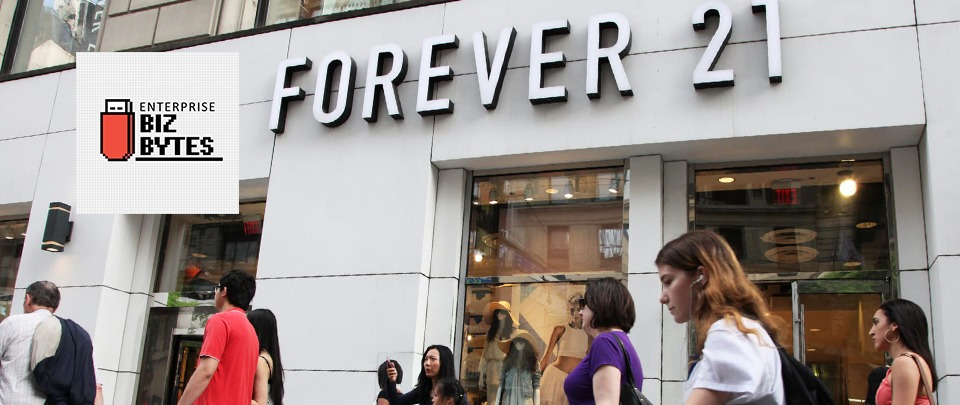 Nothing Lasts: Forever 21