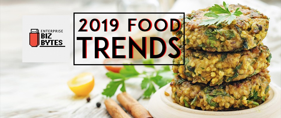 The Biggest Food Trends Of 2019?