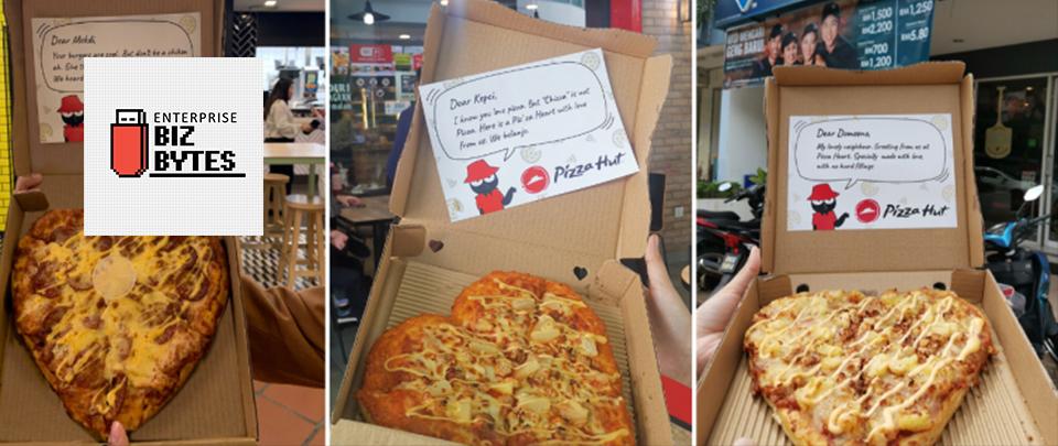 Pizza Heart Malaysia