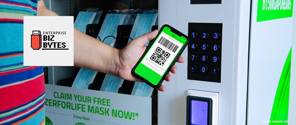 Facemask Vending Machines