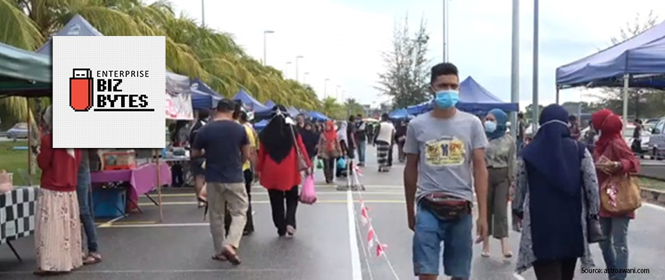 Pasar Malam Traders Struggling With Strict SOPs
