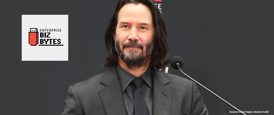 A Date with Keanu Reeves For Charity