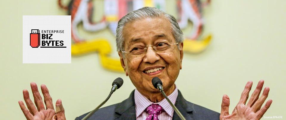 Dr Mahathir Is On TikTok