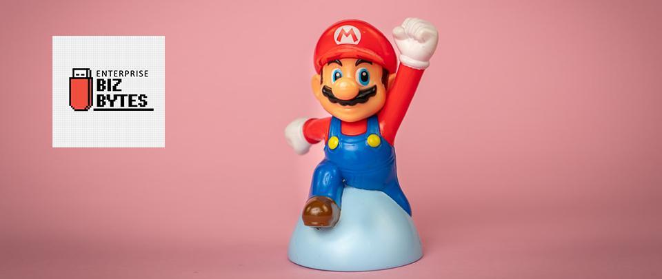 Super Mario to the (Homework) Rescue!