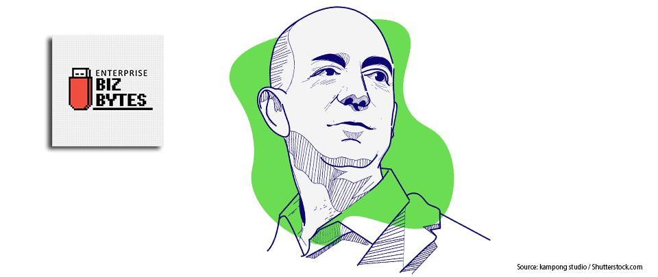 Bezos' $10 Billion Climate Change Fund