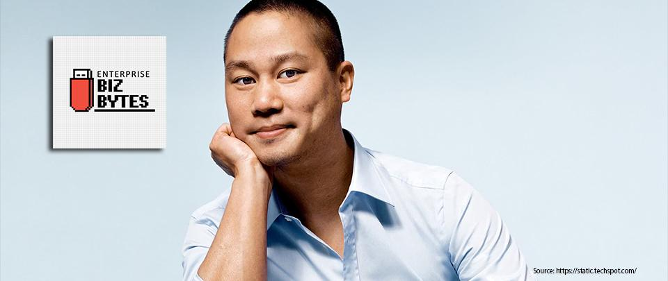 """Remembering The """"Beautifully Weird"""" Tony Hsieh"""