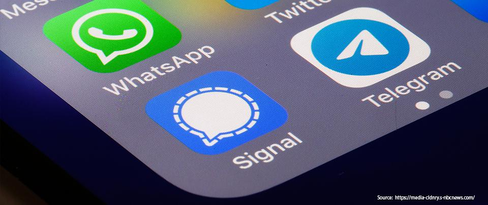 Should You Switch From WhatsApp?