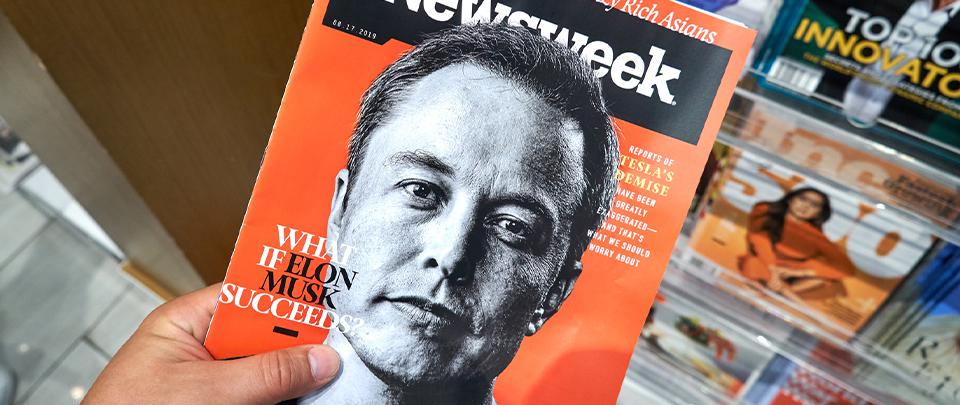Elon Musk Sells Techno Song as NFT