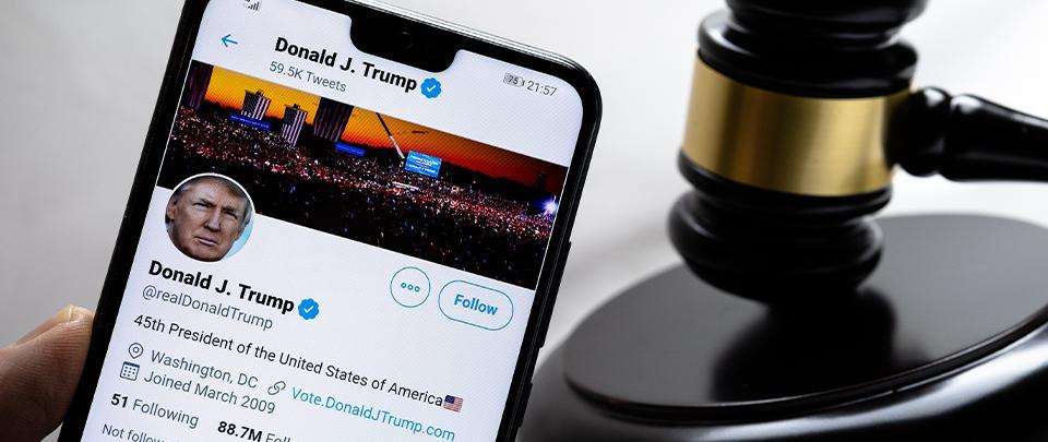 A Trump Social Network