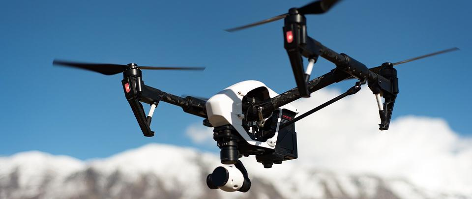 Police To Use Drones During Raya
