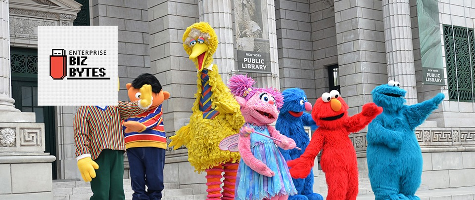 AI Has Its Roots In Sesame Street