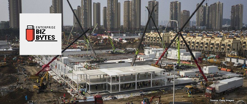 China Builds A Hospital in 10 Days