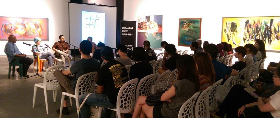 BFM Night School at Ilham Gallery: Crisis Vulnerabilities