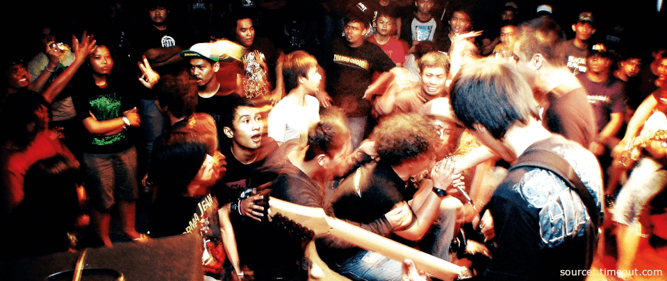 Making One's Way in the World Through Punk