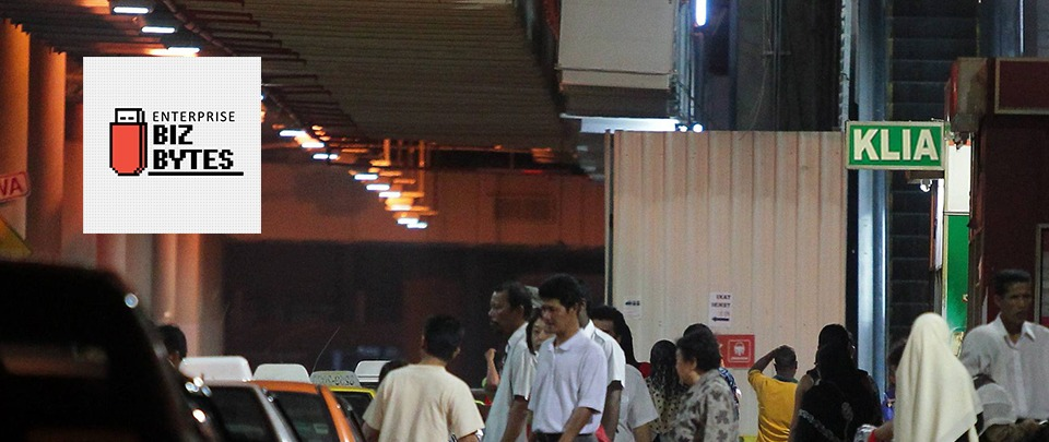 New Rules On Airport Pick-Ups
