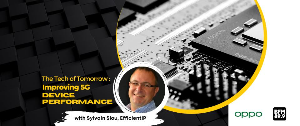 The Tech Of Tomorrow - Episode 4 - Improving 5G and Device Performance