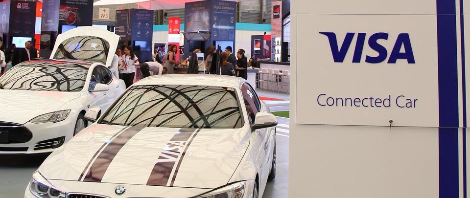 VISA Connected Car