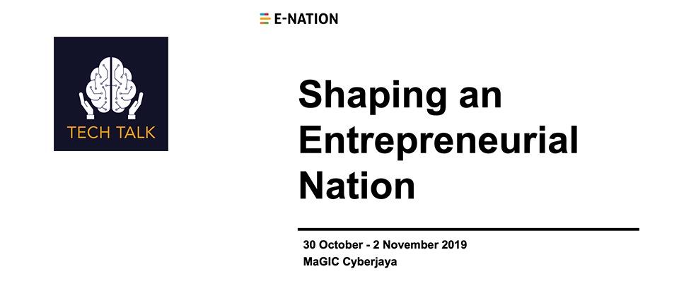 MaGIC's E-Nation Symposium