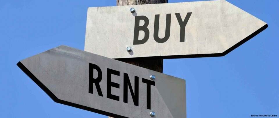 Young People - Rent or Buy?