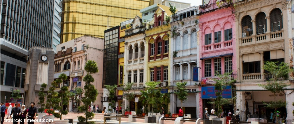 Showcasing KL Heritage