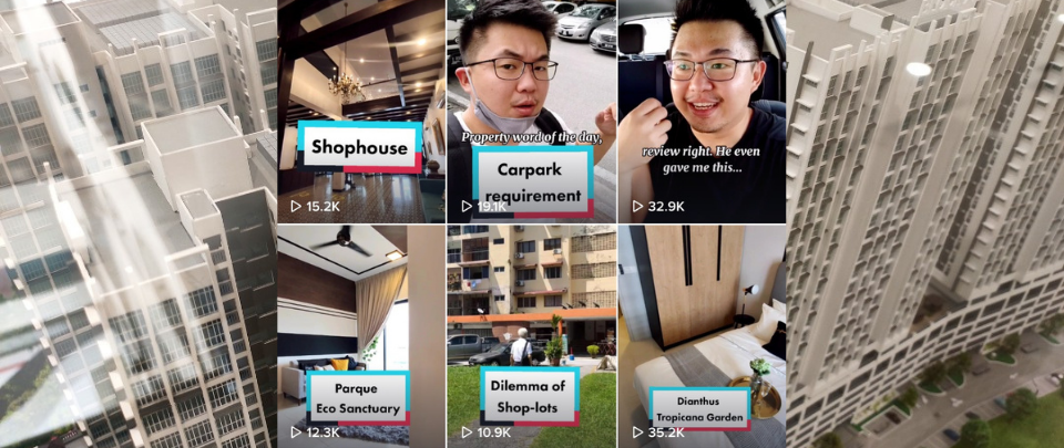 Property Talk On TikTok