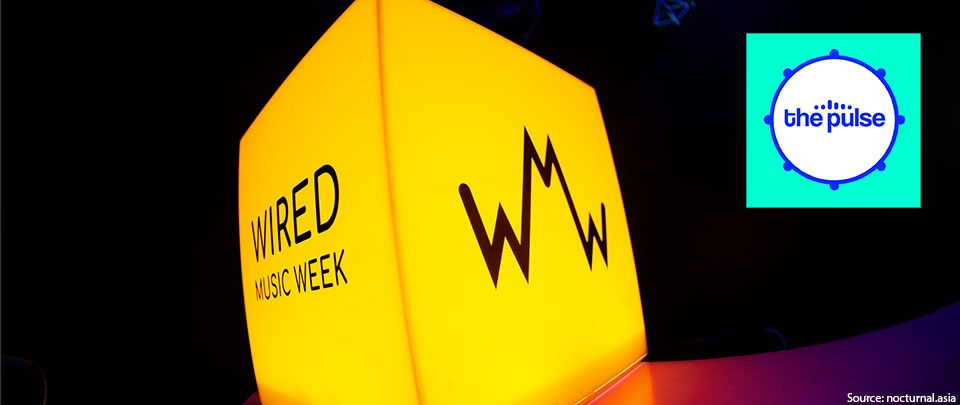 Staying Wired with Wired Music Week