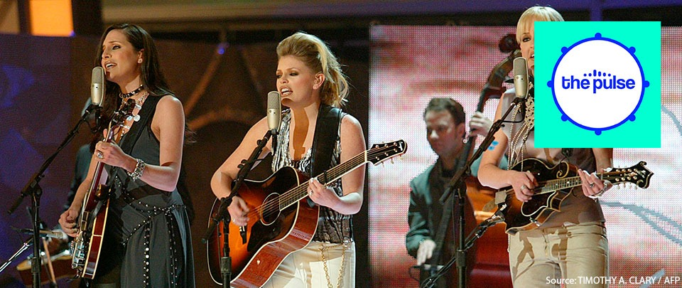 From Dixie Chicks to The Chicks