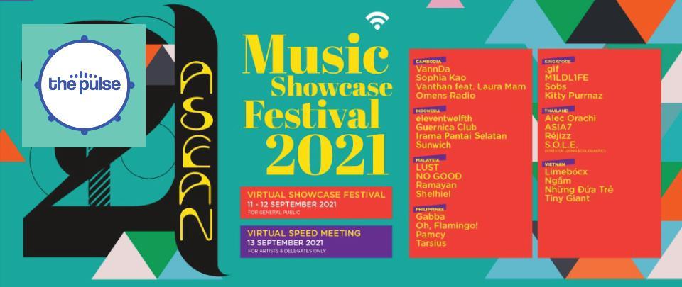 The ASEAN Music Showcase Festival 2021