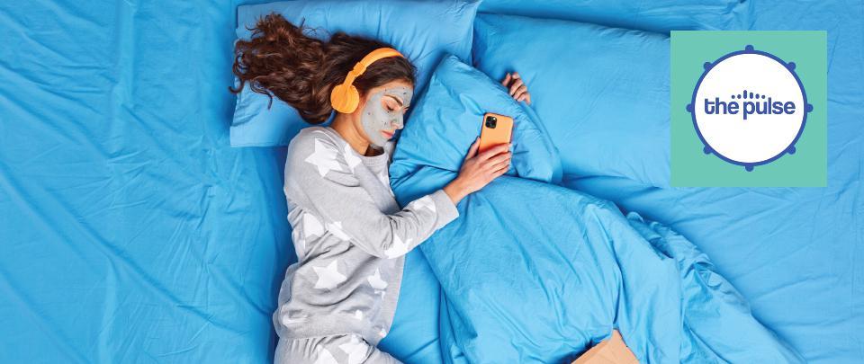 Listening To Music Hinders Sleep?