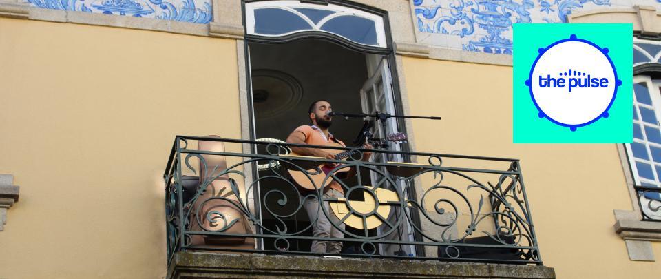 Pandemic Balcony Jams