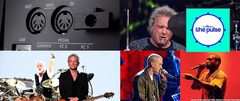 By The Way: Midi 2.0, Eminem vs Kanye West, Joey Kramer Grammys' Fiasco and Lindsey Buckingham Is Still An Ex-member Of Fleetwood Mac