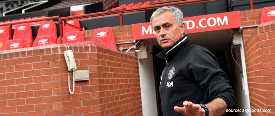 The Devil and Jose Mourinho