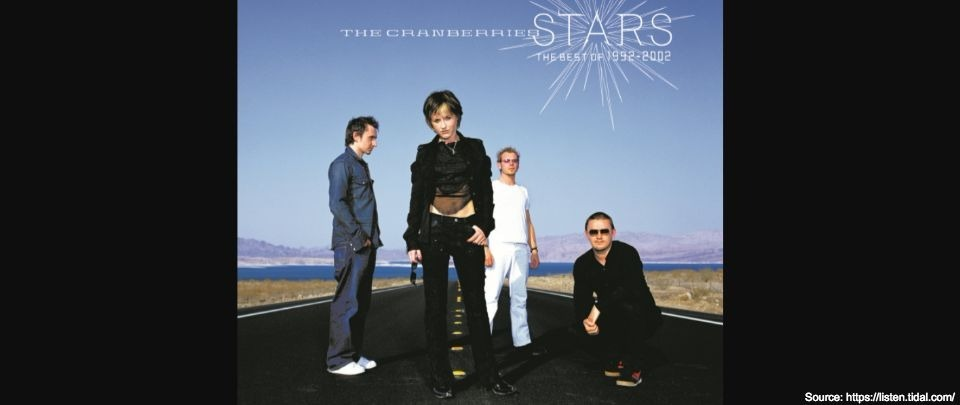 (Untitled) #106 feat. Stars: The Best of 1992–2002, by The Cranberries