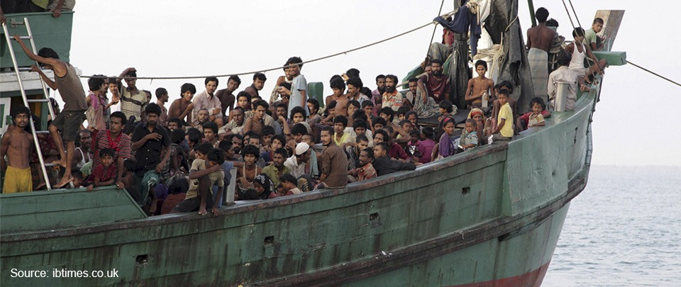 Boat People - Tracking Myanmar's Forced Migration