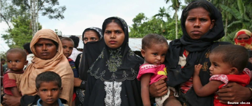 Rohingya - Collective Punishment or Proportionate Response?