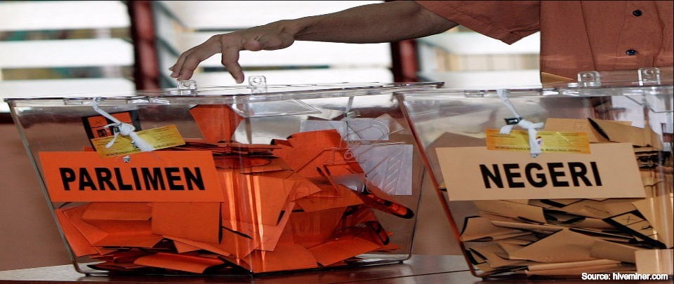 Absentee Voting for East Malaysians