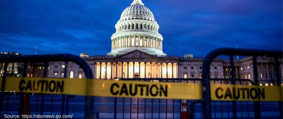 US Government Shutdown: Border Wall At What Cost?