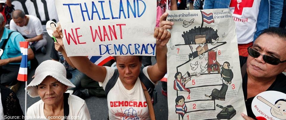 Election Watch - Thailand's Democratic Test