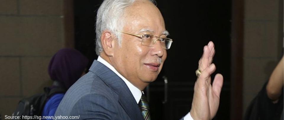 Najib Stays The Courts
