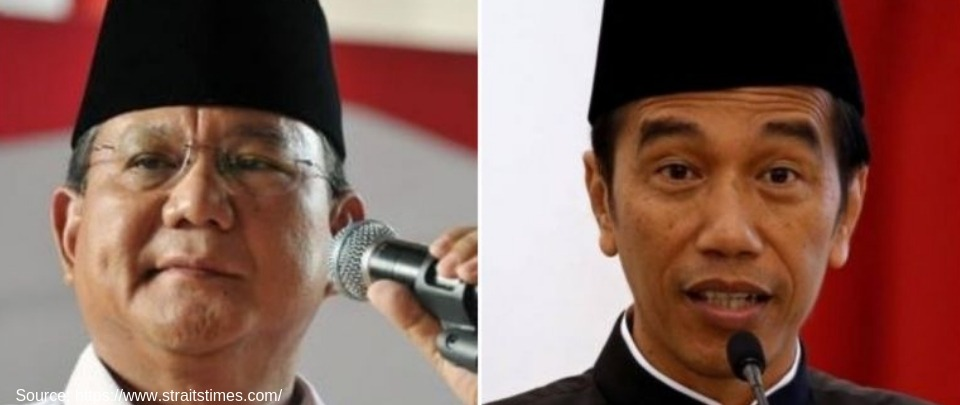 The Indonesian Presidential Hopefuls Face Off